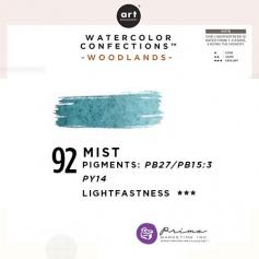 Prima Marketing Art Philosophy Refill Pan MIST 92 - Woodlands Watercolor Confections