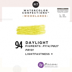 Prima Marketing Art Philosophy Refill Pan DAYLIGHT 94 - Woodlands Watercolor Confections