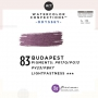 Prima Marketing Art Philosophy Refill Pan BUDAPEST 83 - Odyssey Watercolor Confections