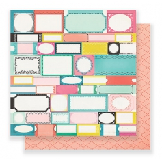 Crate Paper Paper Sheet Festival Carousel Collection by Maggie Holmes