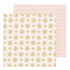 Crate Paper Paper Sheet Snowcapped Snowflake Collection