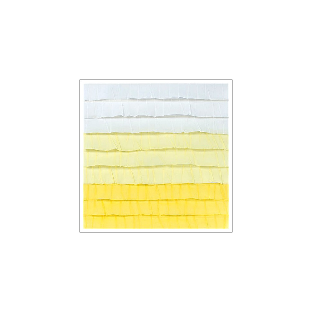 American Crafts Paper Stitched Ruffle Crepe Enless Summer Neapolitan Collection by Dear Lizzy