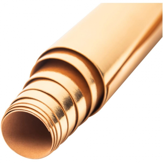Sizzix Surfacez Texture Roll Gold