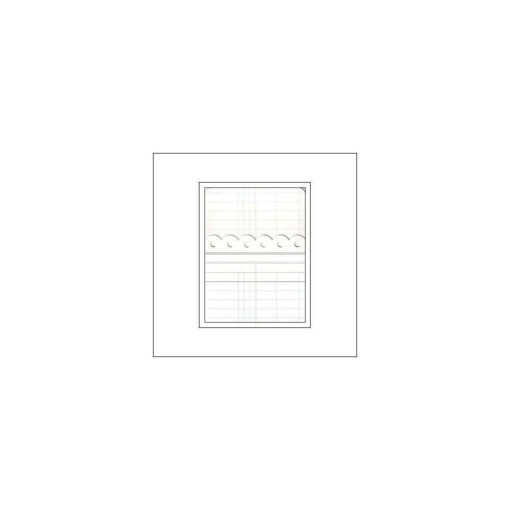 Simple Stories Memorabilia Pocket 3x4 Basics Snap Collection