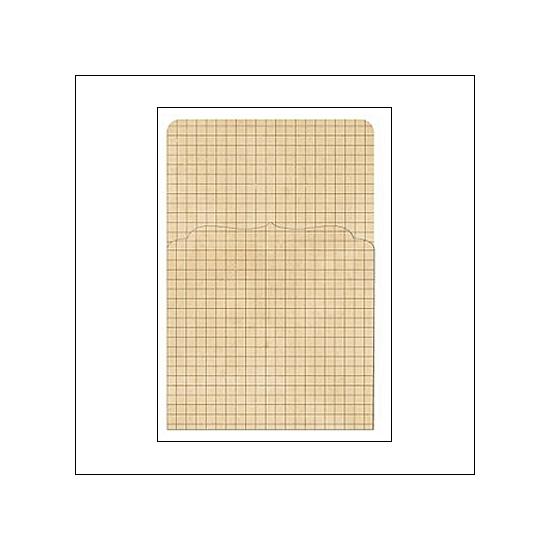 Simple Stories Memorabilia Pocket 4x6