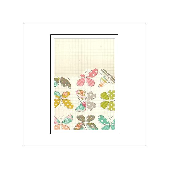 Simple Stories Memorabilia Pocket 4x6 Vintage Bliss Collection