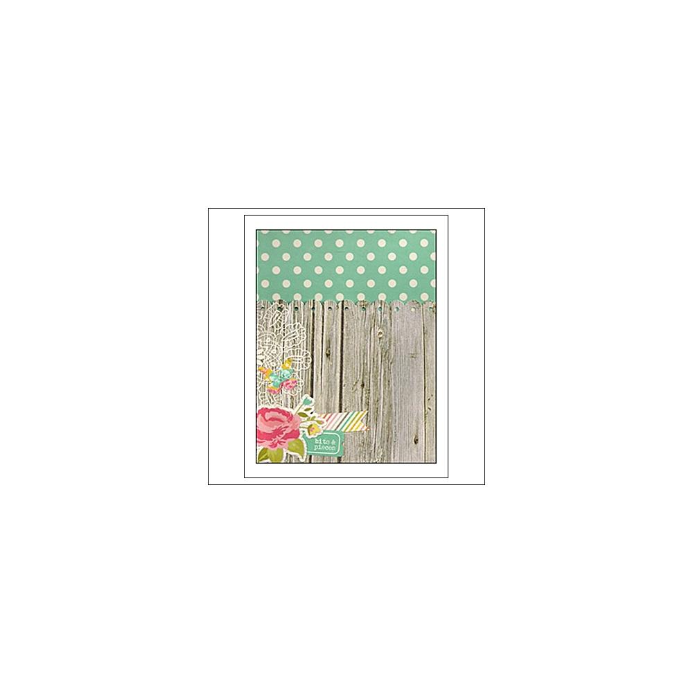 Simple Stories Memorabilia Pocket 6x8 Vintage Bliss Collection