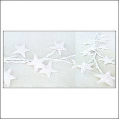 Prima Marketing Galaxy Stars White