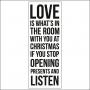 Kaisercraft Clear Stamp Christmas Love