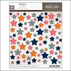 Studio Calico Sticker Sheet Atlantic Collection