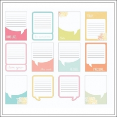 Studio Calico Journaling Cards Sundrifter Collection