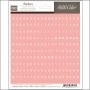 Studio Calico Tiny Alphabet Stickers Pink Sundrifter Collection