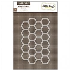 Studio Calico Mister Hueys Mask Hexagons