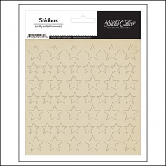 Studio Calico Star Stickers Kraft
