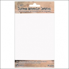 Ranger Distress Watercolor Cardstock Sheets by Tim Holtz
