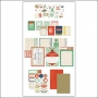 Basic Grey Waterfall Theme Pack Christmas 25th and Pine Collection