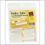Avery Index Tabs 1.5 inch