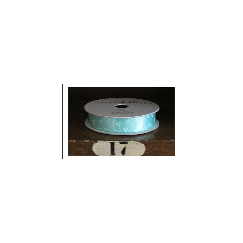 American Crafts Premium Ribbon Spool Yes Please Collection by Amy Tangerine