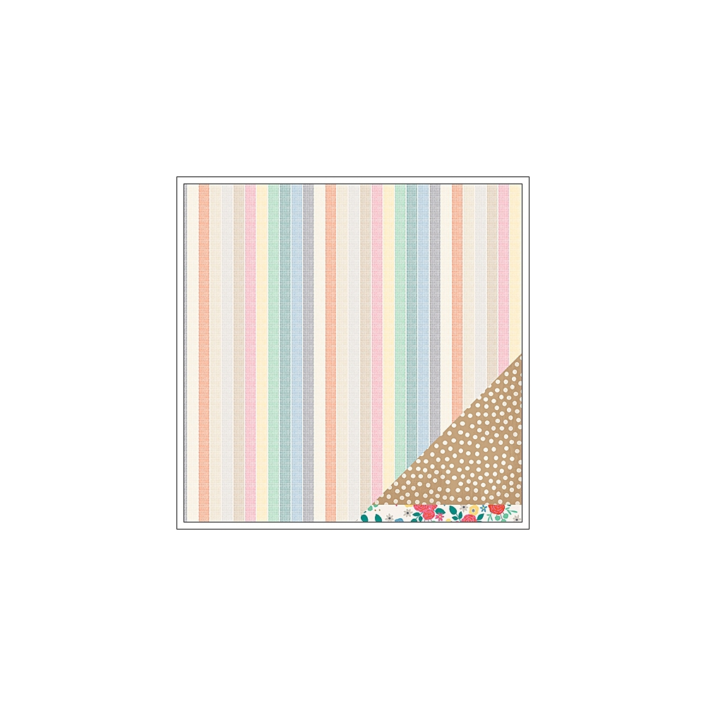 American Crafts Paper Sheet Sorbet Cut and Paste Collection by Amy Tangerine