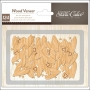 Studio Calico Wood Veneer Hearts Printshop Collection