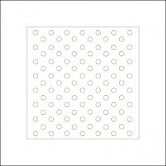 Heidi Swapp Overlay Extras Runway Dots