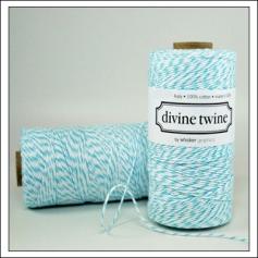 Whisker Graphics Divine Twine Aqua