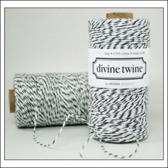 Whisker Graphics Divine Twine Black Licorice