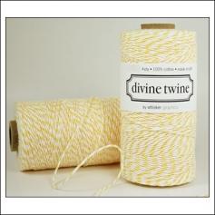 Whisker Graphics Divine Twine Lemon