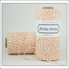 Whisker Graphics Divine Twine Orange