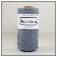 Whisker Graphics Divine Twine Solid Gray