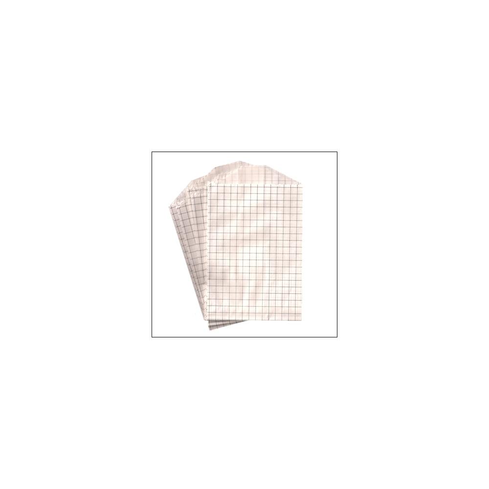 Whisker Graphics Little Bitty Bag Grid Gray