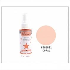 Heidi Swapp Color Shine Iridescent Spritz Coral