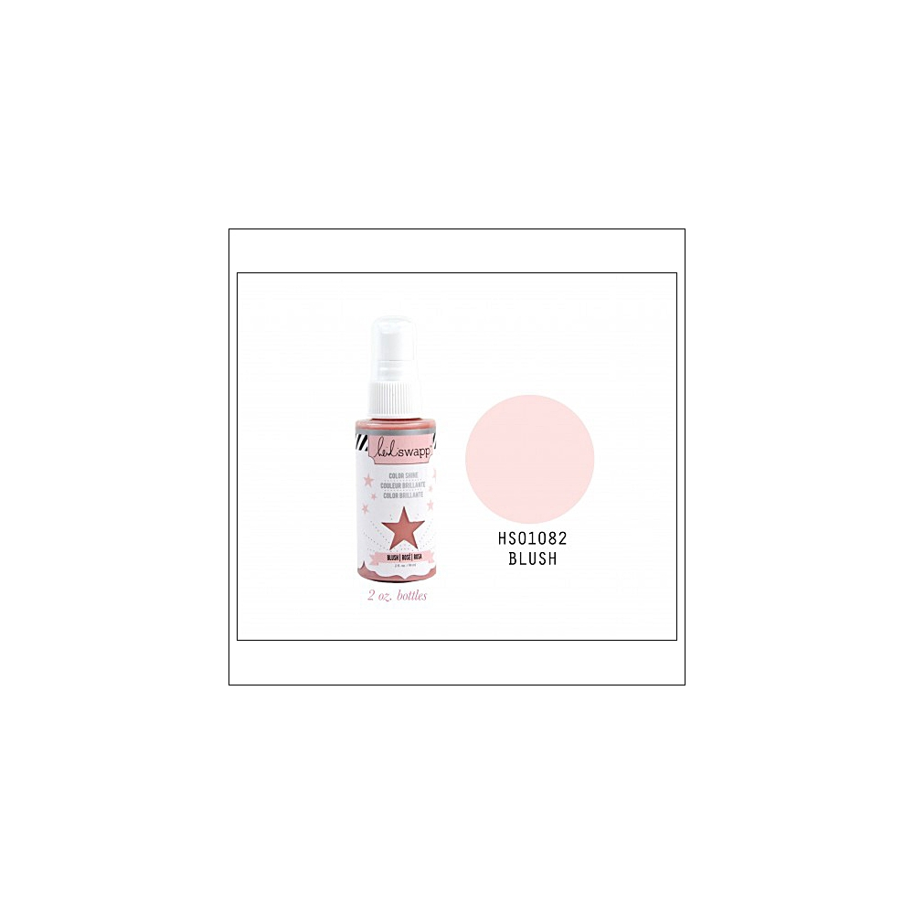 Heidi Swapp Color Shine Iridescent Spritz Blush
