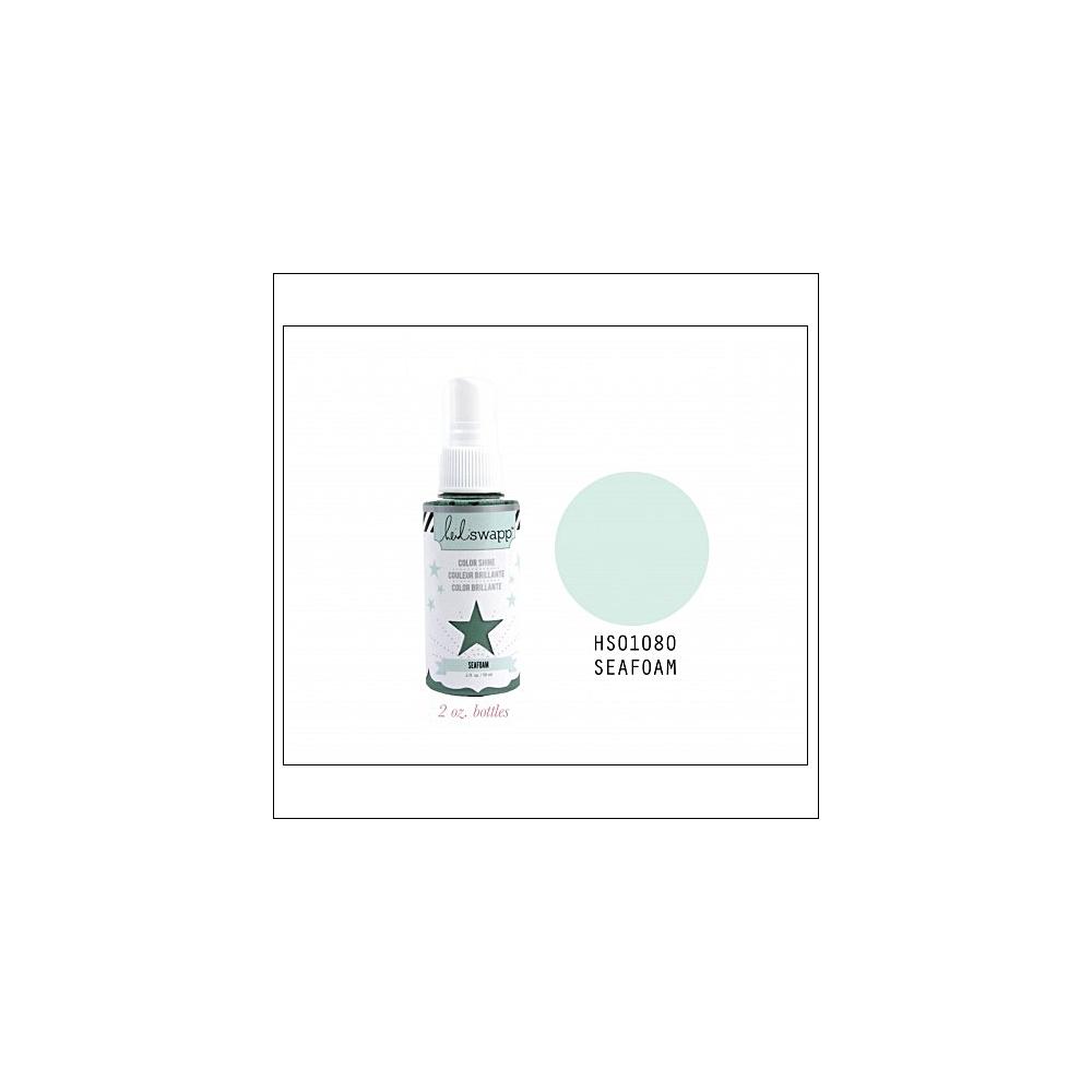 Heidi Swapp Color Shine Iridescent Spritz Seafoam