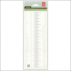 Basic Grey Tracing Ruler Insert Capture Collection