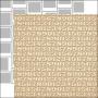Studio Calico Paper Sheet Numerical Classic Calico Vol. 2 Collection