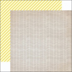 Studio Calico Paper Sheet First Class Abroad Collection
