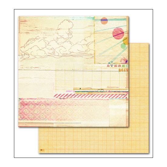 Studio Calico Paper Sheet Crush Heyday Collection
