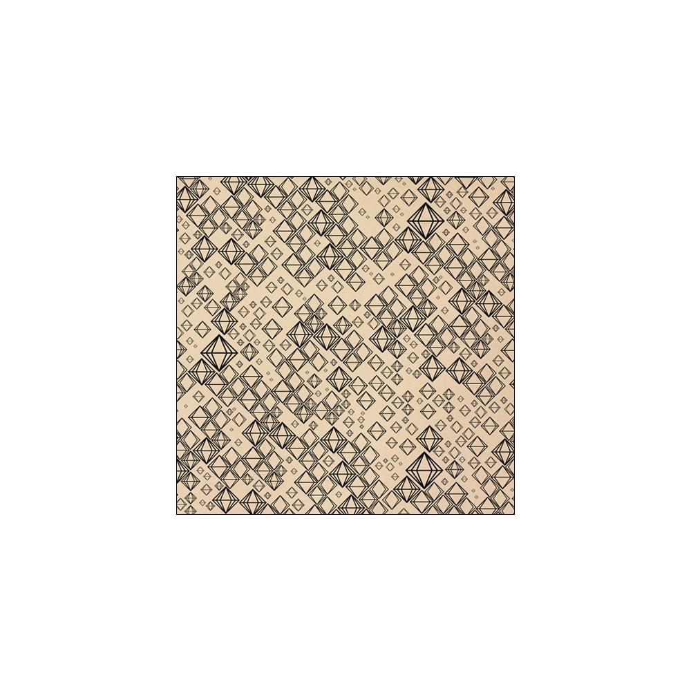 Studio Calico Kraft Paper Sheet Van Dyke Darling Dear Collection