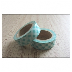 Bazzill Paper Tape Plaid Vintage Marketplace Collection