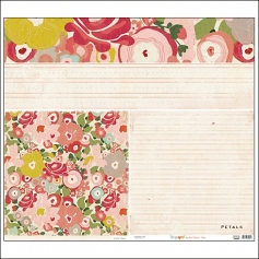Crate Paper Paper Sheet Petals Paper Heart Collection