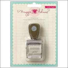 Crate Paper Phrase Stamp Styleboard Collection by Maggie Holmes