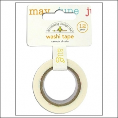 Doodlebug Washi Tape Calendar of Color