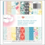 American Crafts Paper Pad 6x6 Daydreamer Collection by Dear Lizzy