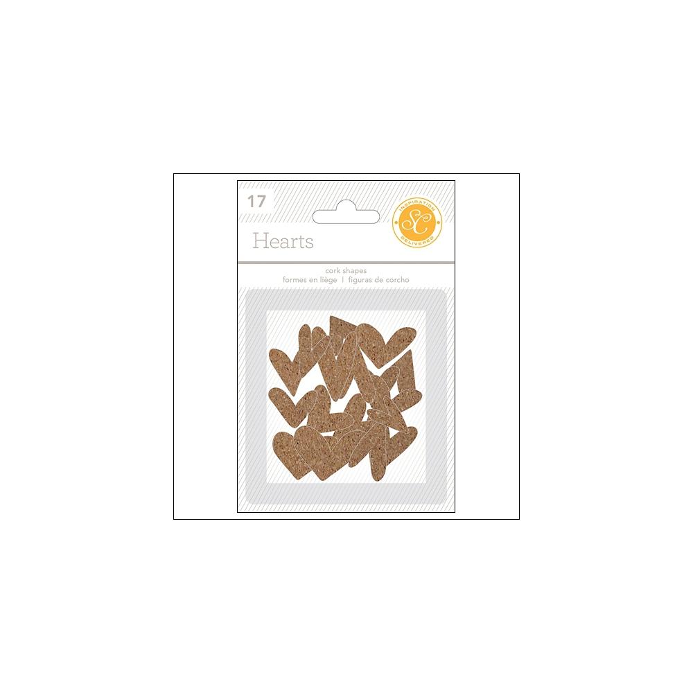 Studio Calico Cork Hearts Essentials Collection