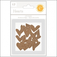 Studio Calico Cork Hearts Essentials Collection