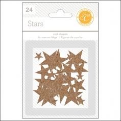 Studio Calico Cork Stars Essentials Collection