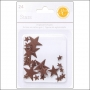 Studio Calico Chipboard Stars Woodgrain Essentials Collection
