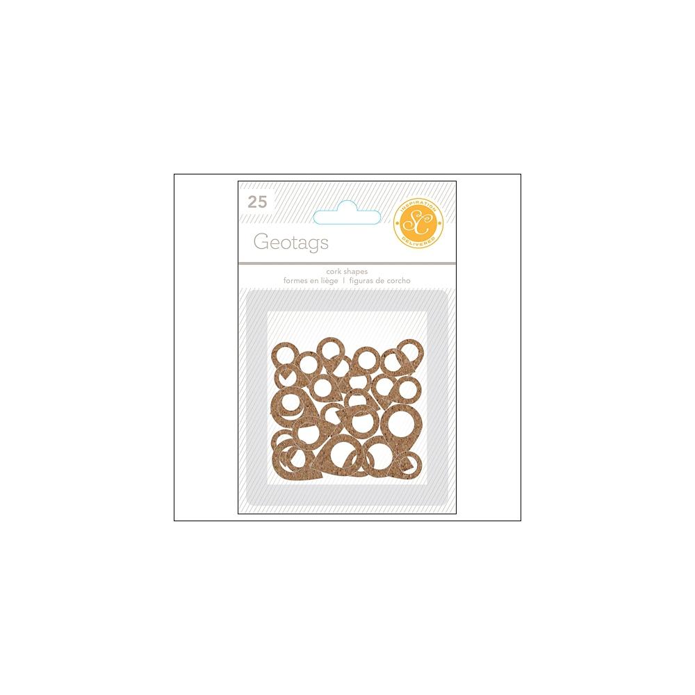 Studio Calico Cork Geotags Essentials Collection