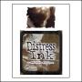 Ranger Distress Ink Pad Cube Walnut Stain by Tim Holtz